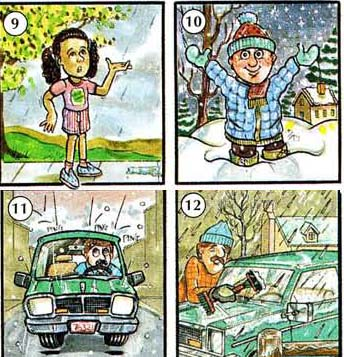 THE%20WEATHER%20AND%20SEASONS 3 <!  :en  >Temperature – Weather   Seasons<!  :  > events english through pictures