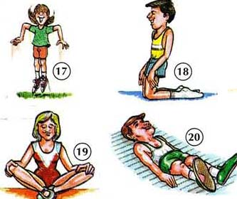 SPORT%20AND%20EXERCISE%20ACTIONS 5  Sport, exercise actions  people english through pictures