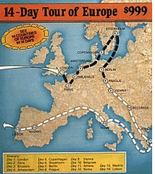 65 1 Unit 65 EUROPE TOURS streamline a