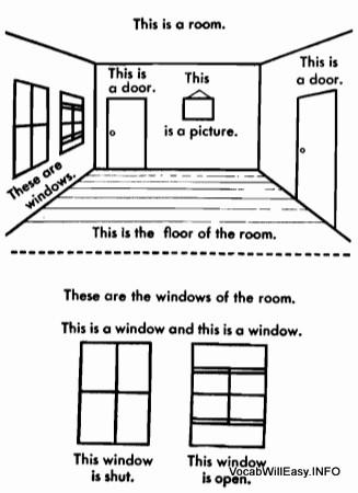 Room: Door/ Windows/ Floor House Street
