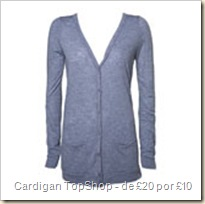 cardigan top shop