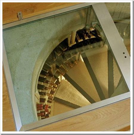 adega-escada-tudoparaminhacasa.blogspot