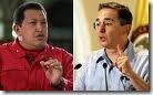 Chávez y Uribe en son bélico