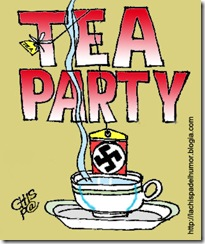 La Chispa del humor - Tea party