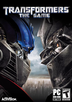 Transformers : The Game (2007)