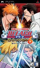เกม Bleach: Heat the Soul 6