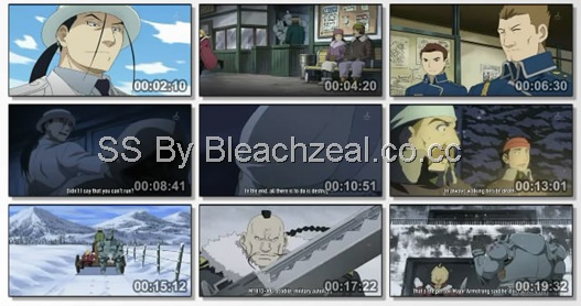 FullMetal Alchemist Brotherhood ตอนที่ 33 [Anime-SubEng]