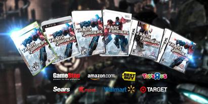 เกม Transformers: War for Cybertron ออกขายแล้วพรุ่งนี้