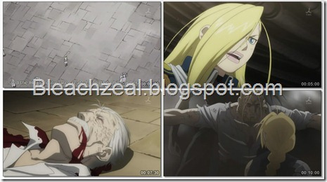 FullMetal Alchemist Brotherhood ตอนที่ 62[Anime-SubEng]