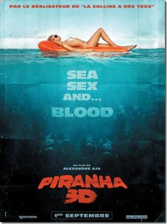 Piyanha 3DD ภาคต่อจาก Piranha 3D