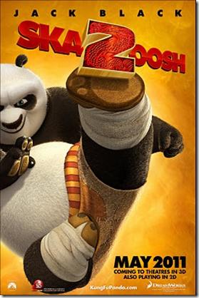 เปิดตัว Trailer ภาพยนตร์ Kung Fu Panda 2: The Kaboom of Doom