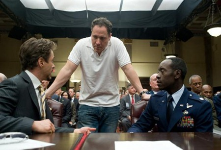 Jon Favreau จะไม่กลับมากำกับ Iron Man 3 ??