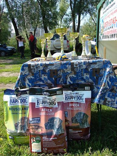 Отчет о первых соревнованиях УДЦ «Гелион» и ДК «Колизей» по программе тестовых испытаний «Защитная собака»