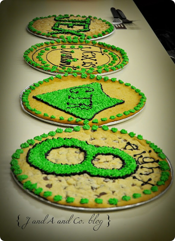 Cookie Cakes CR