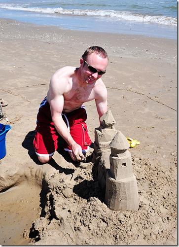 J sand Castle