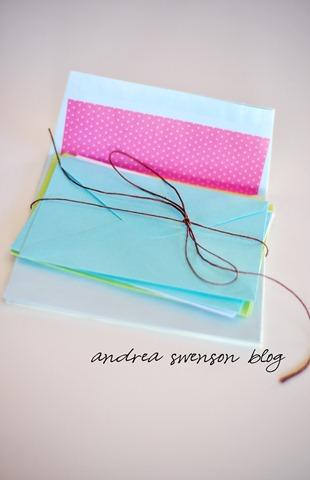 envelopes cr
