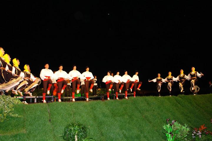 Palcos do Danças do Mundo - Casa da Gaia