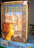 Patrician box artwork