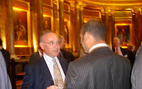 CISI Reception at Drapers Hall