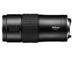 fsa l2 01 Nikon Introduces new fieldscope DSLR camera attachment FSA L2