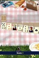 Screenshot of Solitaire: lunch break !