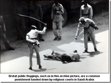 21 1 2010 Saudi flogging