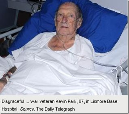 Copy of 5 4 2010 War veteran calls triple-0 from own hospital bed