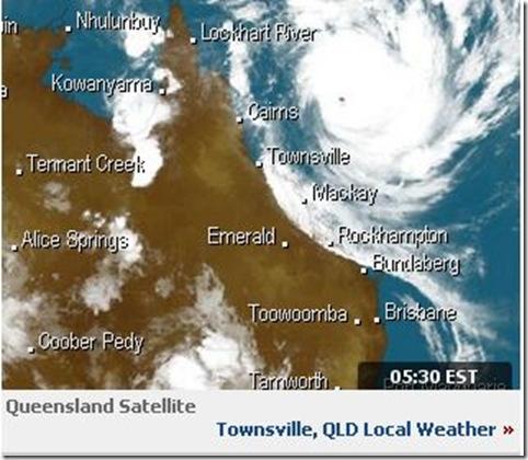 2 2 2011 QLD Map