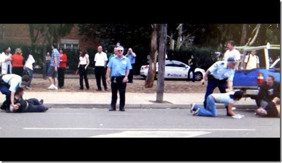 3 3 2011 Hoxton Park School Riot