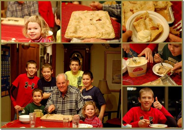 Grandpa dessert