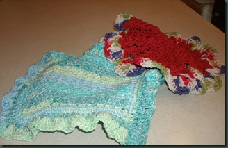 CrochetedDishcloths