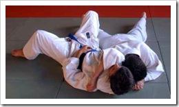 kata-gatame-shoulder choke