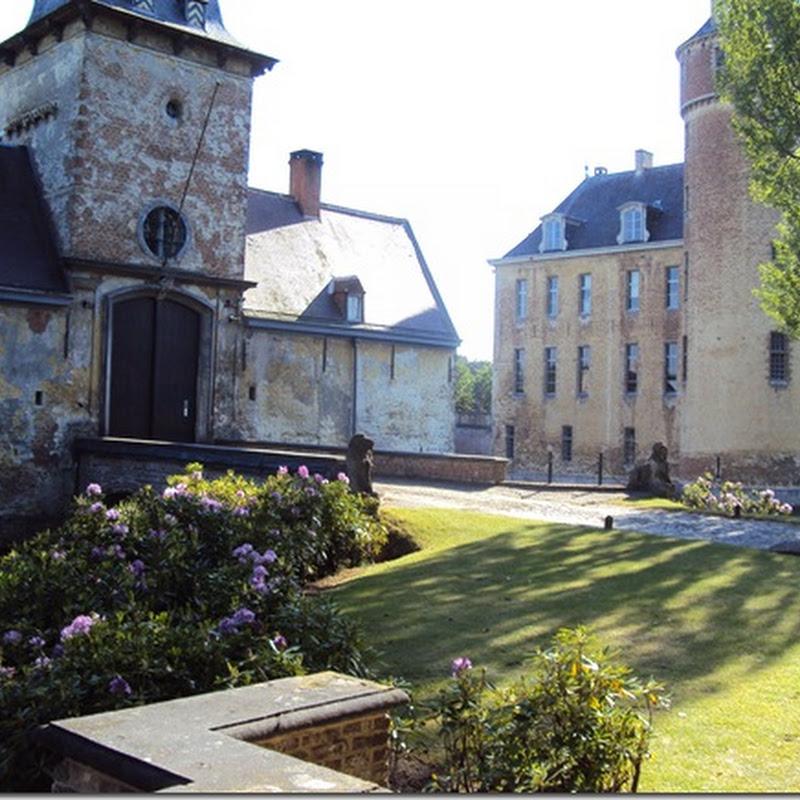 The beautiful garden of May & Axel Vervoordt