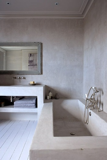 Choose your bathroom - Belgian Pearls