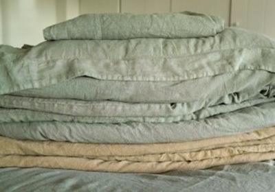 Celadon 26 (Libeco bed linen Vence collection)