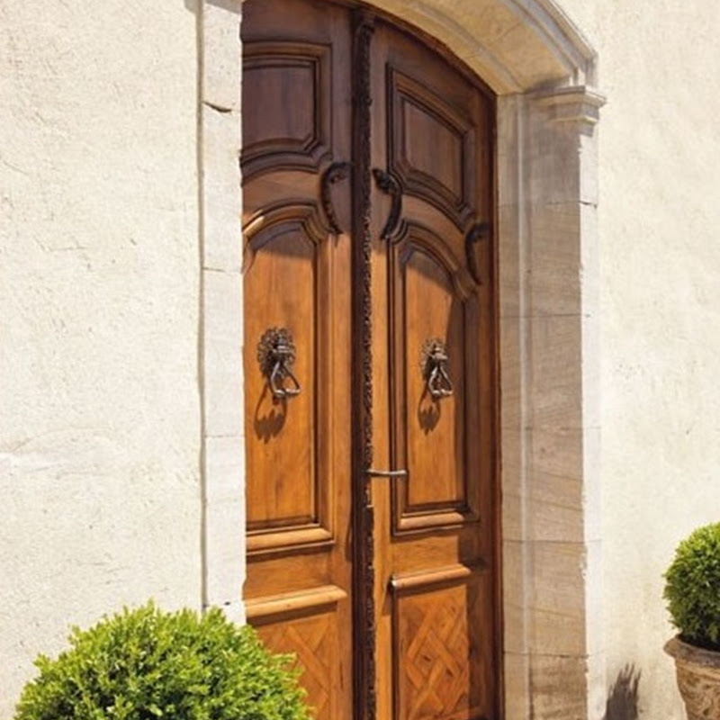 Front doors and accessories