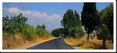 Üzümlü Köyü near Aydin