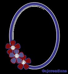 Patriotic Cluster Frame_cjc