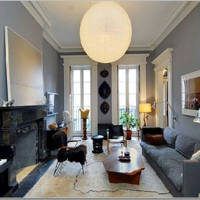 Julianne Moore's Stylish Apartment in NY