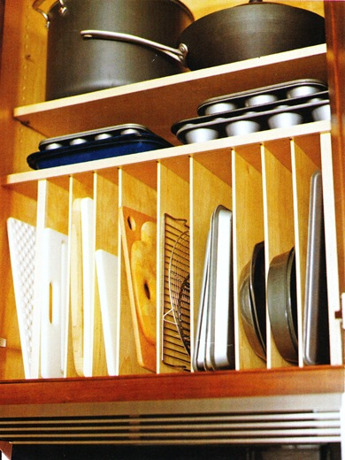 Designing your dream home kitchen vertical storage option series part two cabinet vertical - Above kitchen cabinet storage ...