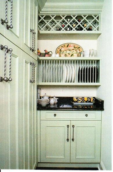 Designing your dream home kitchen vertical storage for Vertical silverware organizer