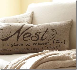 nest.pillow