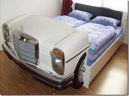 Bed-Design-Shaped-Mercedes-Car