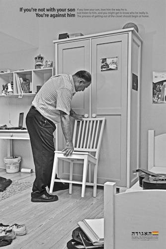 No encierres a tus hijos en el armario
