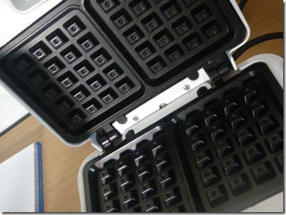 waffle 機