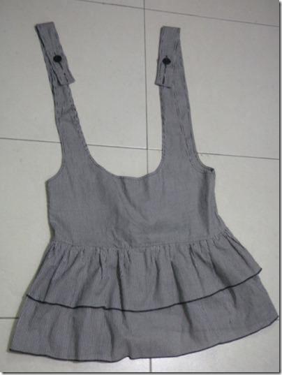 a jumper skirt