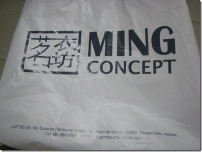 Ming Concept