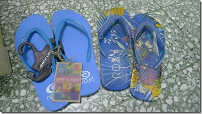 Rip Curl Vs Roxy Flip Flops Battle