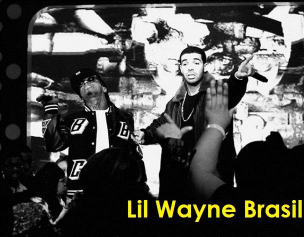 Lil Wayne & Drake se apresentando com Miss Me