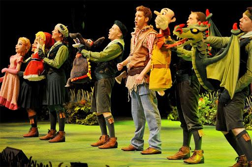 Sipke Jan Bousema schittert in Sprookjesboom de Musical